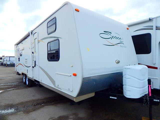 Used 2008 K-Z Spree 289KS Travel Trailer For Sale