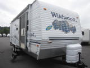 Used 2006 Forest River Wildwood 26BHSS Travel Trailer For Sale