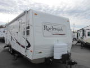 Used 2006 Forest River Rockwood 8272 Travel Trailer For Sale