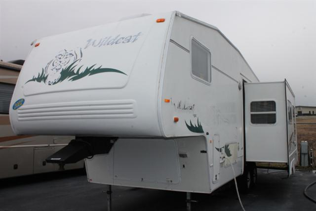 Buy a Used Forest River Wildcat in Spartanburg, SC.