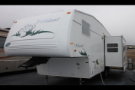 Used 2002 Forest River Wildcat WCF27R Fifth Wheel For Sale