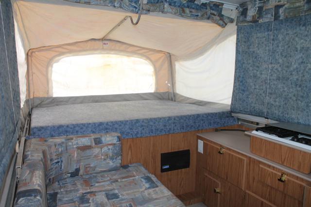 Beautiful Used 2000 Jayco Eagle 12 FSO Folding PopUp Camper At Fretz RV