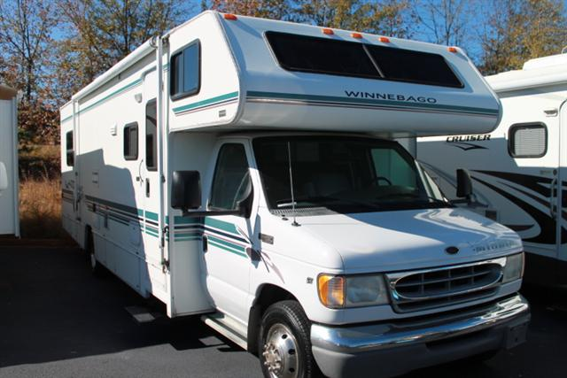 Buy a Used Winnebago Minnie in Spartanburg, SC.