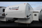 Used 2006 Forest River Rockwood 8243S Fifth Wheel For Sale