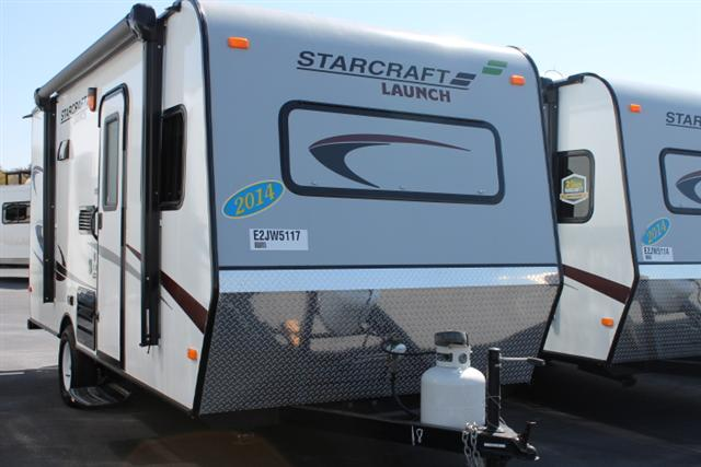 New 2014 Starcraft LAUNCH 18BH Travel Trailer For Sale