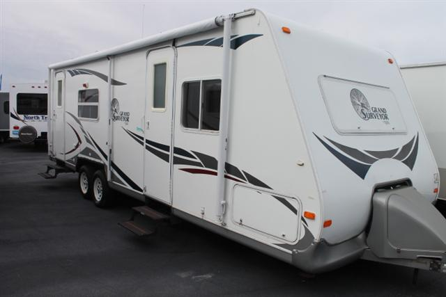 Camping World Kaysville >> Used 2005 Forest River Grand Surveyor Travel Trailers For