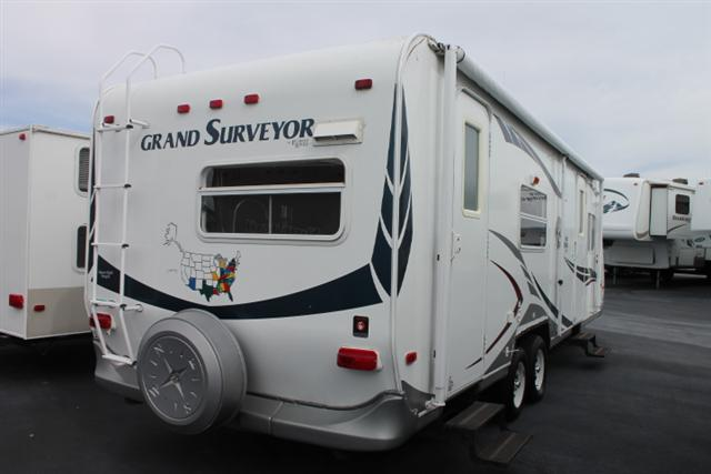Used 2005 Forest River Grand Surveyor Travel Trailers For