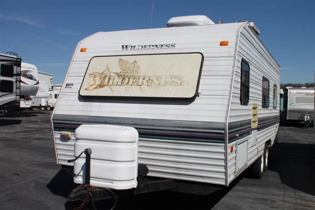 Buy a Used Fleetwood Wilderness in Spartanburg, SC.