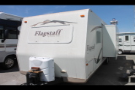 Used 2006 Forest River Flagstaff 27BHSS SUPER-LITE Travel Trailer For Sale