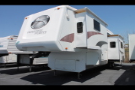 Used 2007 Crossroads Paradise Point M35SC Fifth Wheel For Sale
