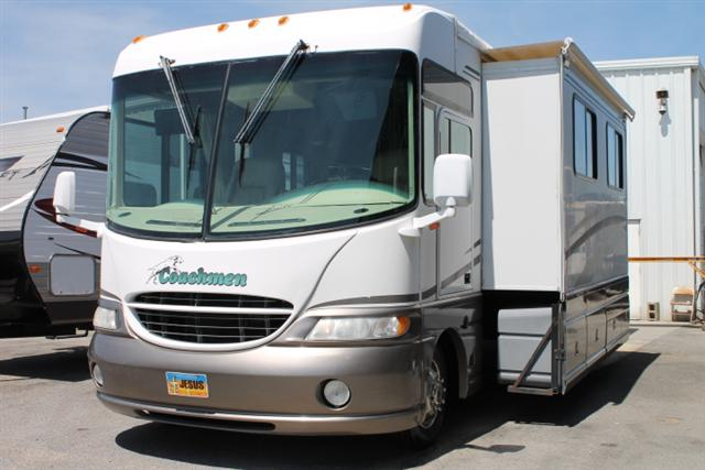 Buy a Used Coachmen Santara in Spartanburg, SC.