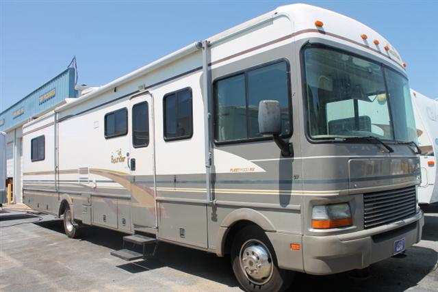 Buy a Used Fleetwood Bounder in Spartanburg, SC.