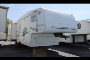 Used 2002 Keystone Cougar M-279EFS Fifth Wheel For Sale