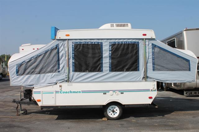 Buy a Used Coachmen Hunter in Spartanburg, SC.