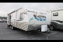 Used 2013 Forest River Grey Wolf 21RR Travel Trailer Toyhauler For Sale