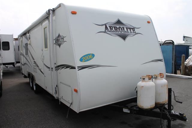 Used 2006 Dutchmen Aerolite 25QS Travel Trailer For Sale