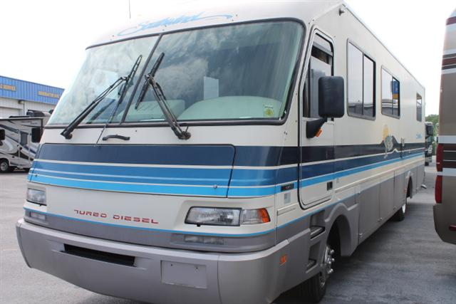 Buy a Used Fleetwood Southwind in Spartanburg, SC.