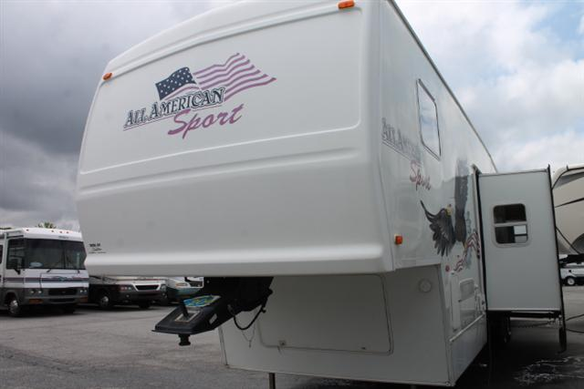 Buy a Used Forest River All American Sp in Spartanburg, SC.