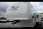 Used 2004 Forest River All American Sp 36CK Fifth Wheel Toyhauler For Sale