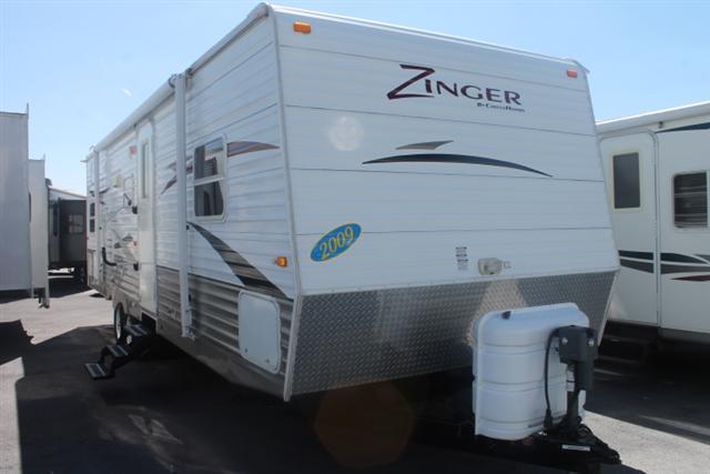 2009 Crossroads Zinger