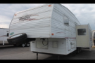 Used 2000 Fleetwood Terry 275J Fifth Wheel For Sale