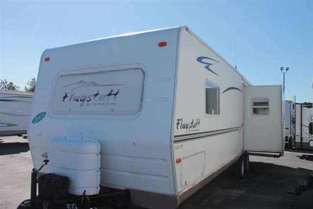 Used 2005 Forest River Flagstaff 831RL Travel Trailer For Sale