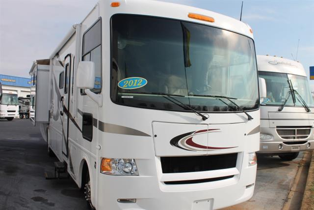 Used 2012 Thor Hurricane 34T Class A - Gas For Sale