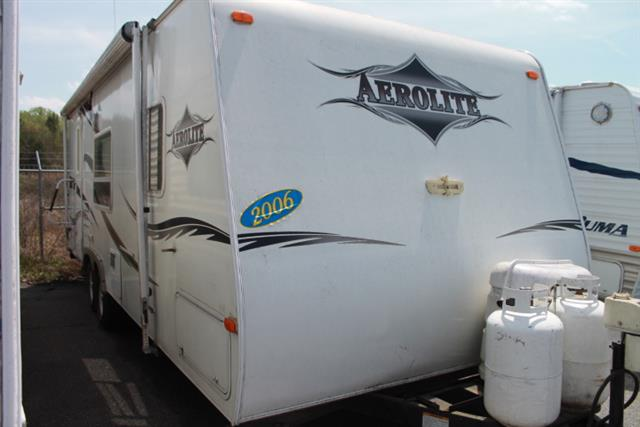 Used 2006 Dutchmen Aerolite 24RBSL Travel Trailer For Sale