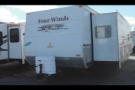 Used 2006 Dutchmen Fourwinds 27F Travel Trailer For Sale