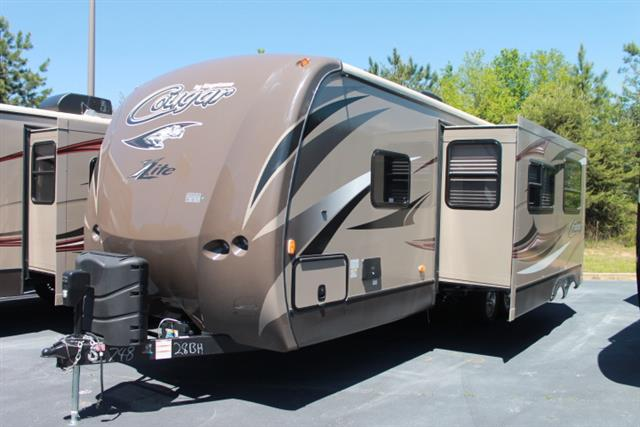 New 2015 Keystone Cougar 28RBS Travel Trailer For Sale