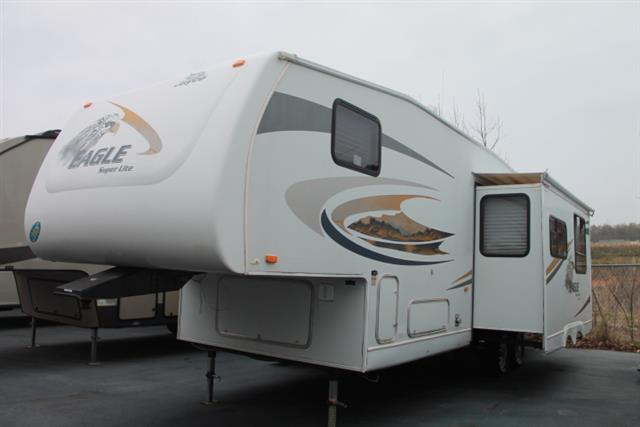 Used 2008 Jayco Eagle 30BH Fifth Wheel For Sale