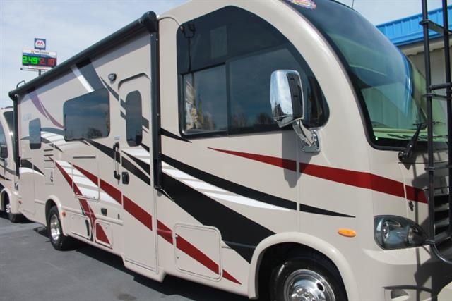 New 2015 THOR MOTOR COACH AXIS 24.2 Class A - Gas For Sale