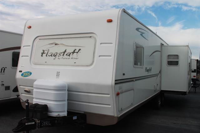 Used 2005 Forest River Flagstaff 831RLSS Travel Trailer For Sale