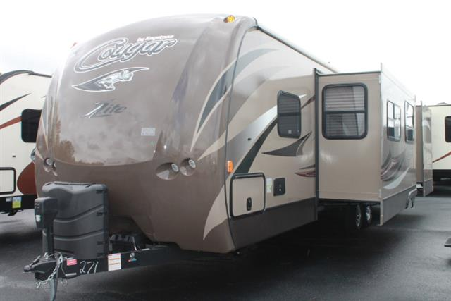 New 2015 Keystone Cougar 32ROB Travel Trailer For Sale