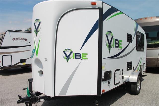 Used 2013 Forest River VIBE 6505 Travel Trailer For Sale