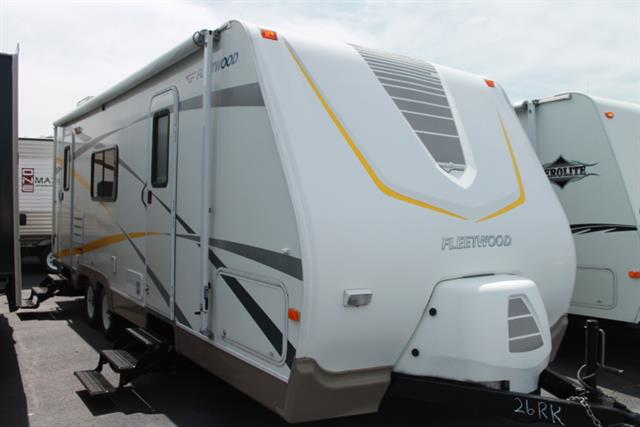 Used 2005 Fleetwood Pegasus 260FQS Travel Trailer For Sale