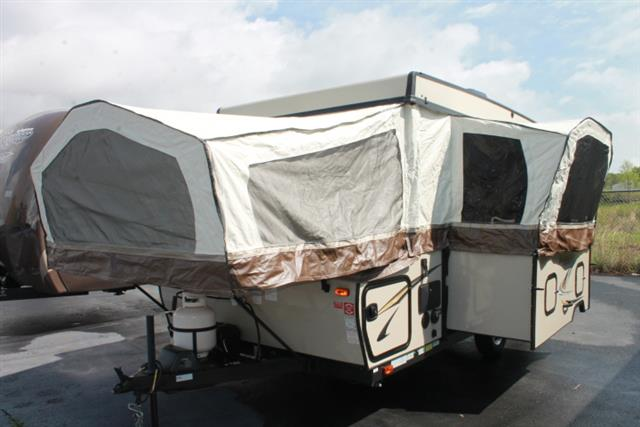 Used 2014 Forest River Rockwood 2516G Pop Up For Sale
