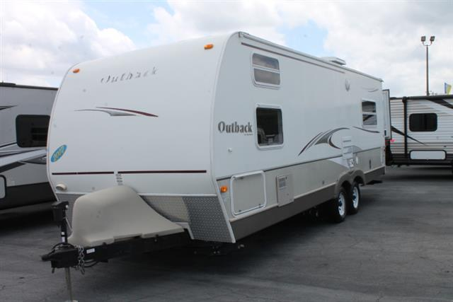 Used 2007 Keystone Outback 26KS Travel Trailer For Sale