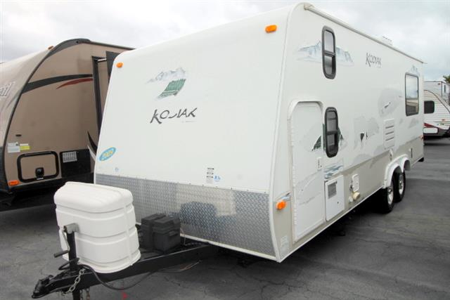 Used 2009 Thor Skamper 21QS Travel Trailer For Sale