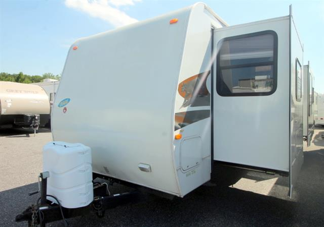 Used 2006 Keystone Cougar 302 Travel Trailer For Sale