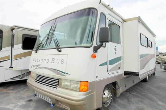 Used 1999 Tiffin Allegro M-32 BUS SLIDE Class A - Gas For Sale