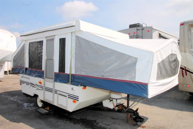 Used 1998 Forest River Rockwood 1908 Pop Up For Sale
