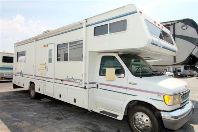Used 1997 Fleetwood Jamboree 31W Class C For Sale