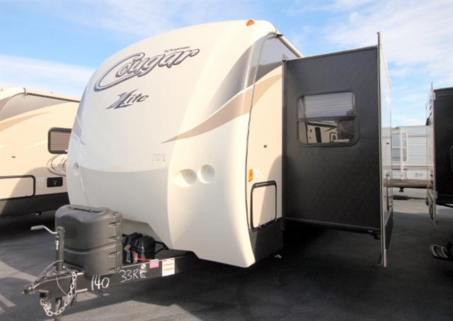 New 2016 Keystone Cougar 33RES Travel Trailer For Sale