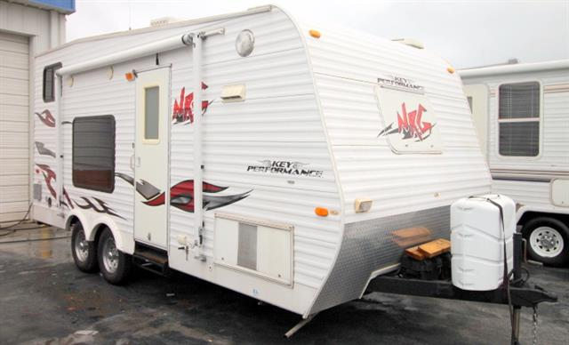 Used 2007 Keystone NRG 190FK Travel Trailer For Sale