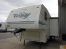 Used 2005 Fleetwood Terry 255RL Fifth Wheel For Sale