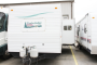 Used 2004 Adventure Mfg Timberlodge 26RLS Travel Trailer For Sale