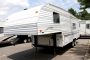 Used 2000 Fleetwood Wilderness 26RK Fifth Wheel For Sale