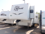 Used 2008 Fleetwood Terry 28RL Fifth Wheel For Sale