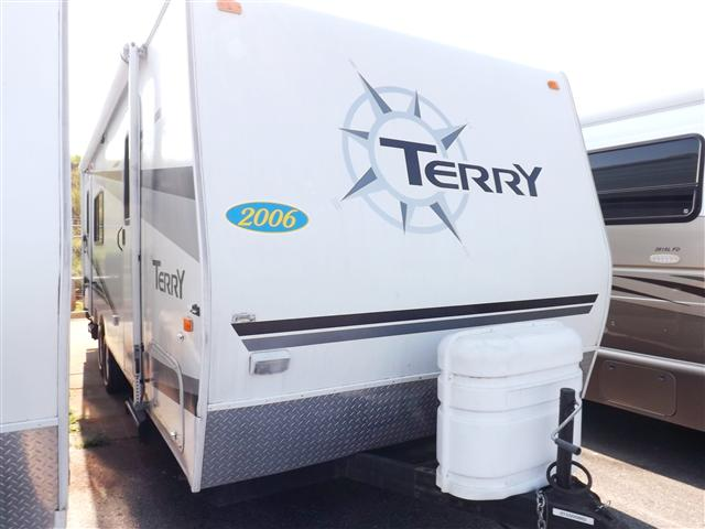 Used 2006 Fleetwood Terry Travel Trailer For Sale
